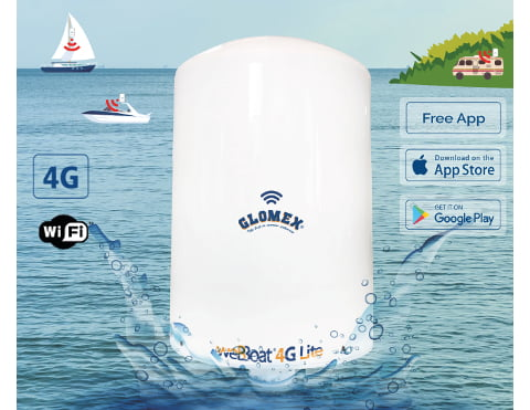 glomex webboat 4g lite it1104