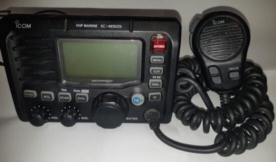 icom ic-m505